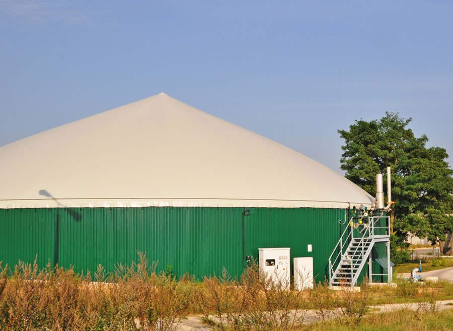 nutzen einer biogasanlage