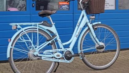 E-Bike Victoria VickyE Jubi